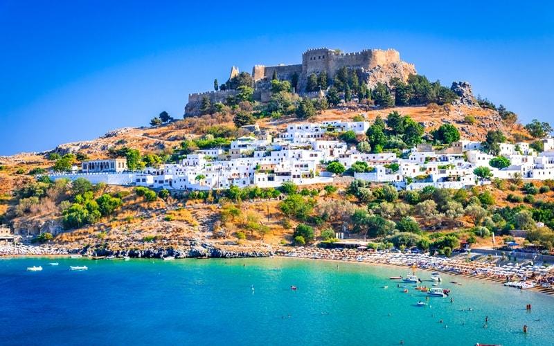 Griechenland Rundreise Rhodos