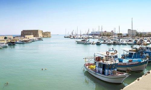 Heraklion Kreta Städte