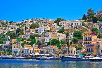 Insel Symi Rhodos