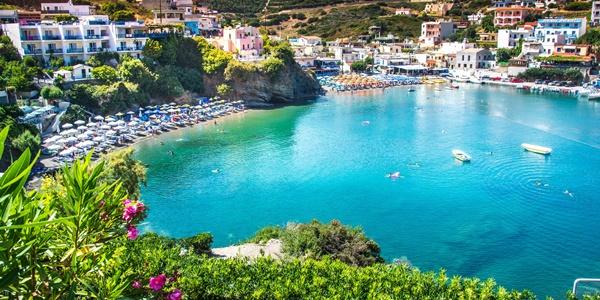 Norden Kreta Küste