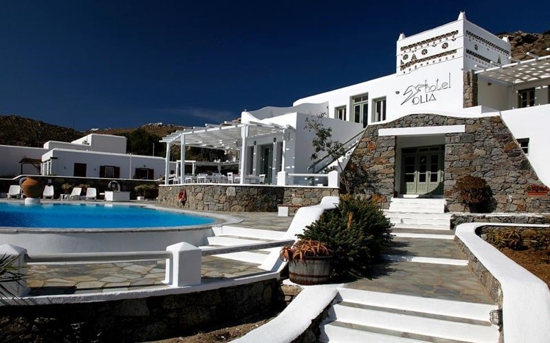 Olia Beach Hotel