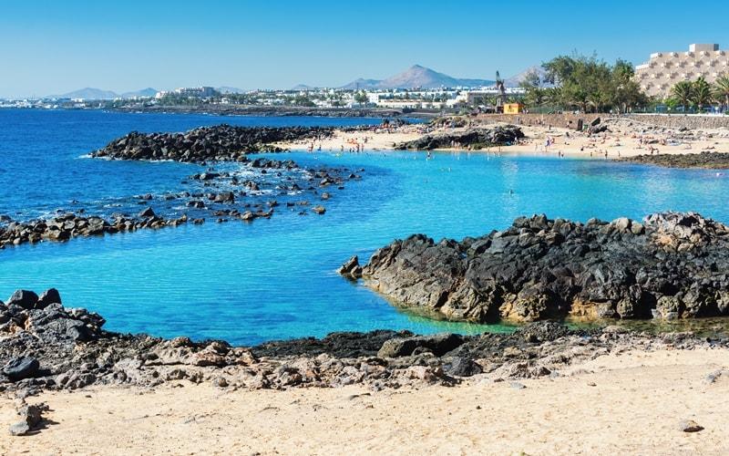 Playa Jablillo Lanzarote