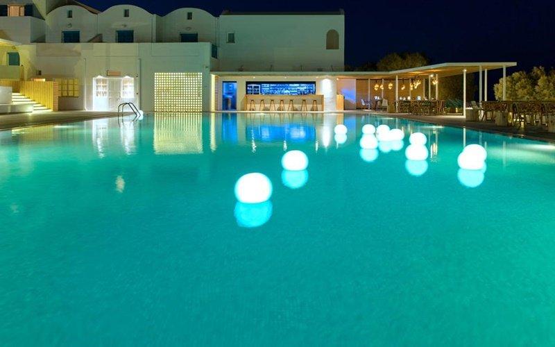 Pool kamaria beach hotel