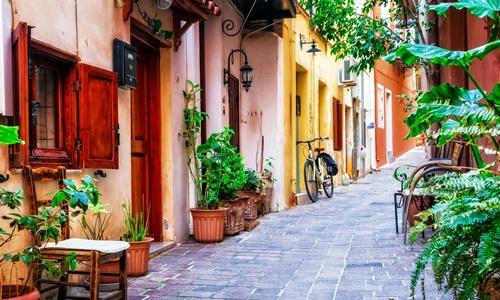 Rhetymno Kreta Städte