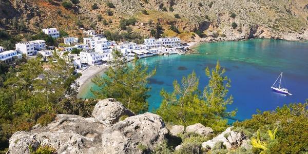 Süden Kreta Küste
