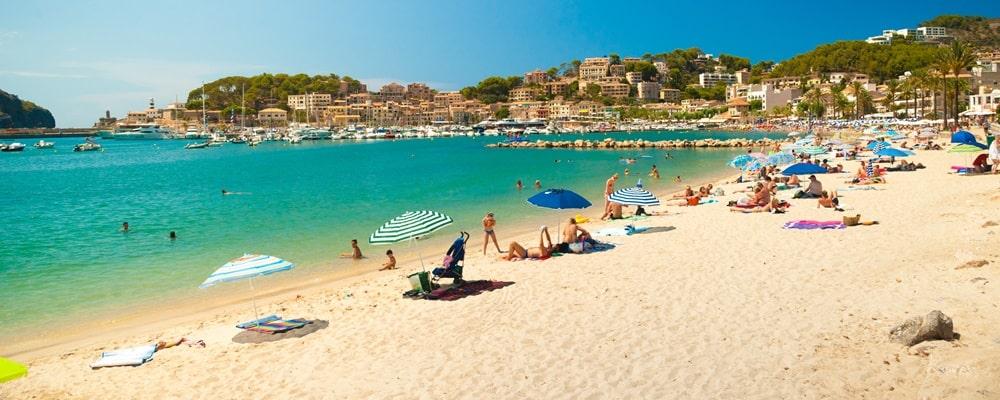 Soller Strandurlaub