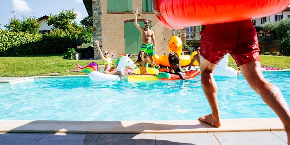 günstige Unterkunft Partyurlaub Kroatien