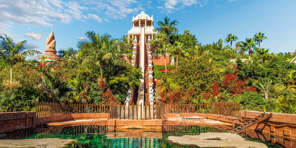 Attraktionen Siam Park Teneriffa