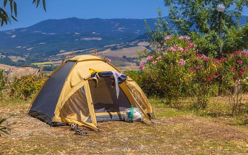 Campingplätze griechenland wild campen