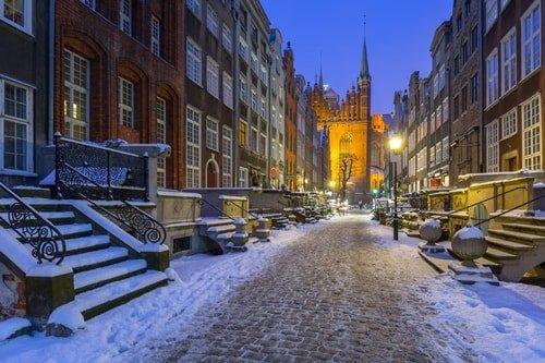 Danzig Winter