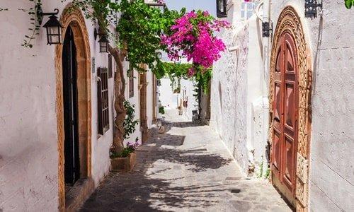 Griechenland Städte