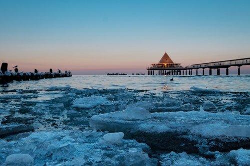 Heringsdorf Winter