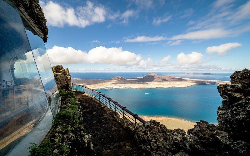 Mirador del Rio Lanzarote Nord