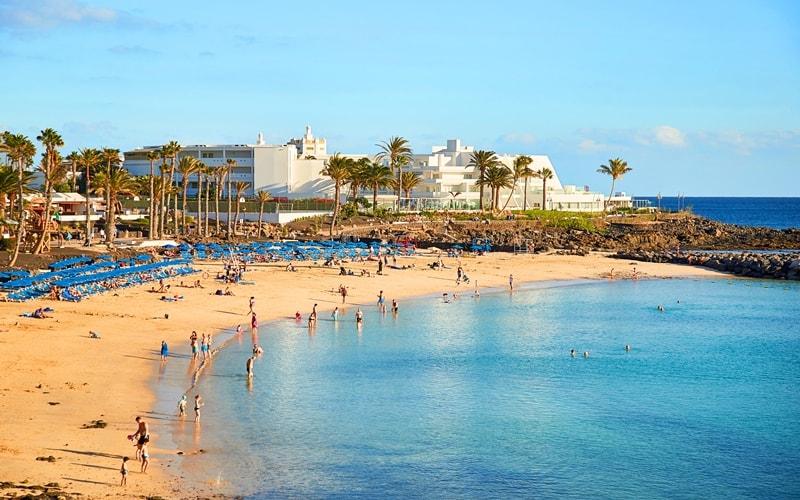 Playa Blanca Lanzarote Nord
