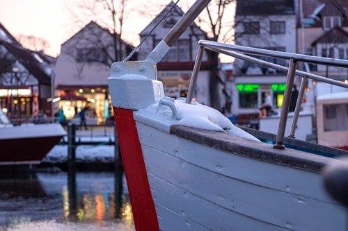 Silvester an der Ostsee feiern