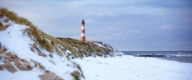 Silvester an der nordsee