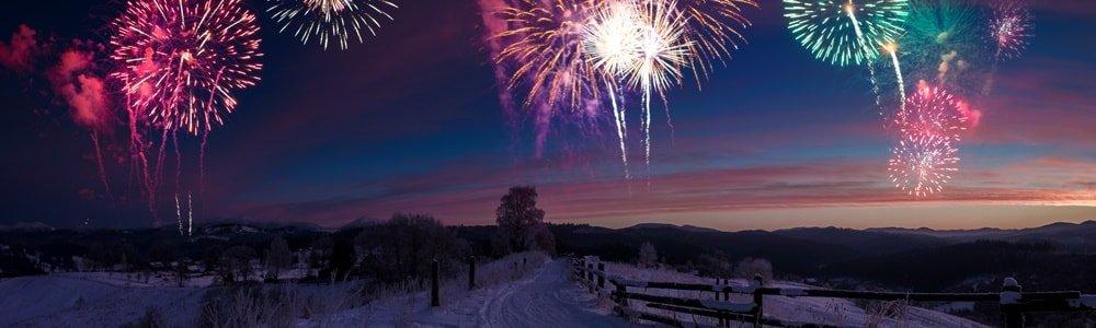 Silvester in den Bergen 2019