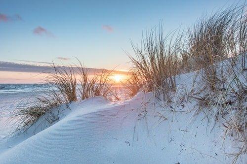 Timmendorfer Strand Winter