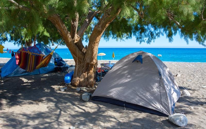 camping kefalonia
