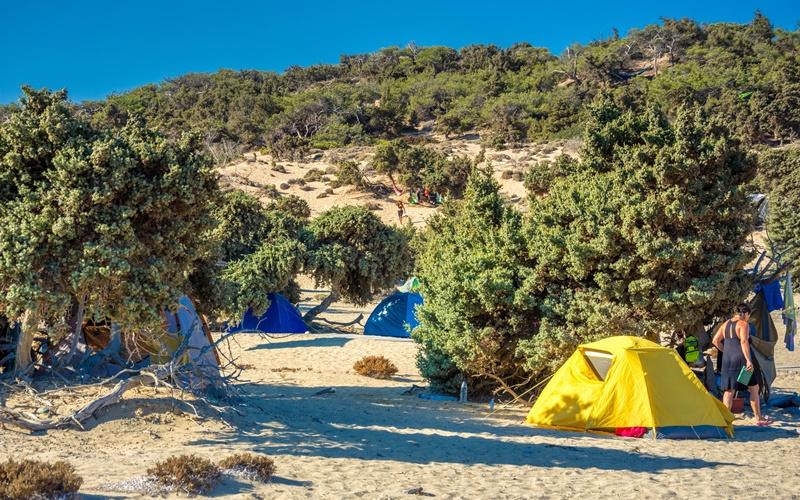 camping kreta