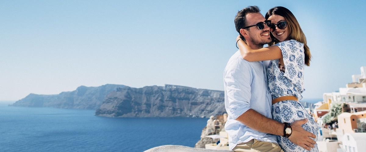 griechenland Romantik Urlaub