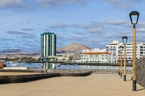 Arrecife Gran Hotel auf Lanzarote