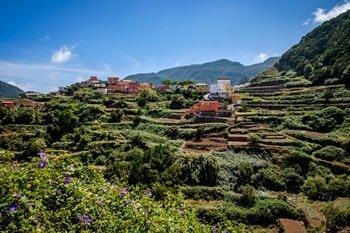 Las Carboneras Anaga Gebirge