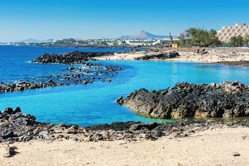 Playa Jablillo Costa Teguise