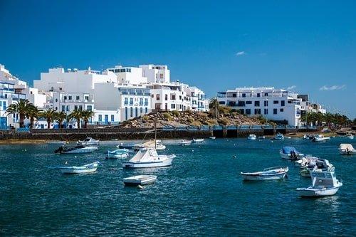 Urlaubsort Arrecife Lanzarote