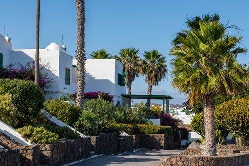 Urlaubsort Costa Teguise Lanzarote