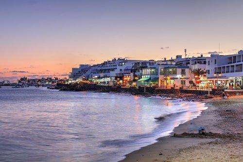 Urlaubsort Playa Blanca Lanzarote
