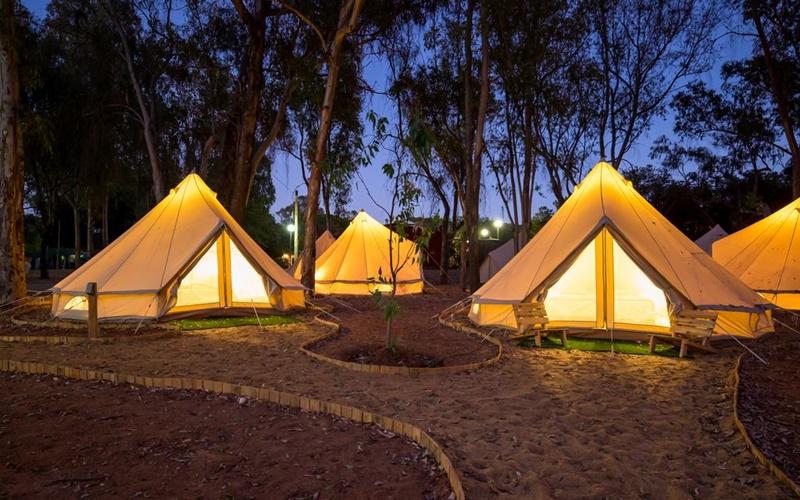 camping playa taray