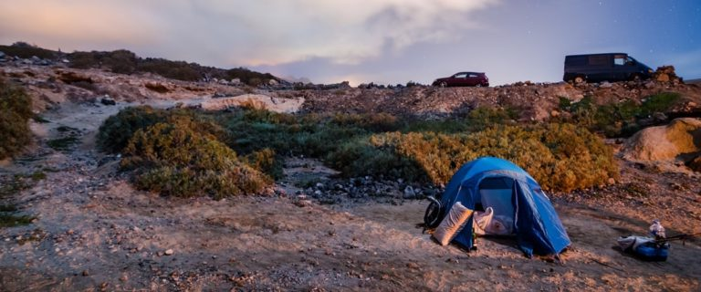 Camping Teneriffa