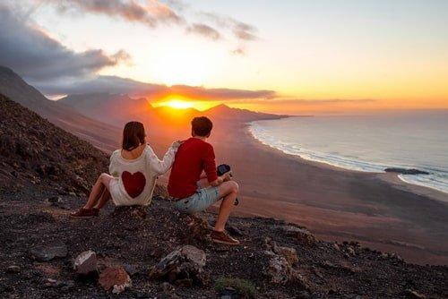 Cofete Beach Strände Fuerteventura