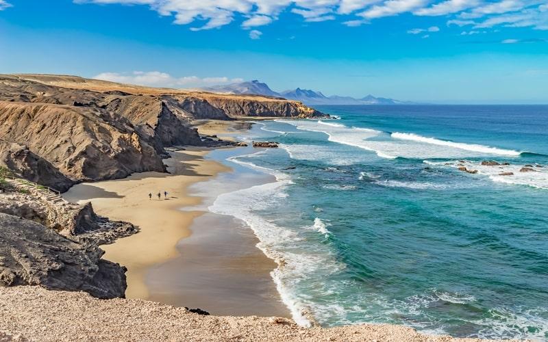 Fuerteventura Playa del Viejo Rey