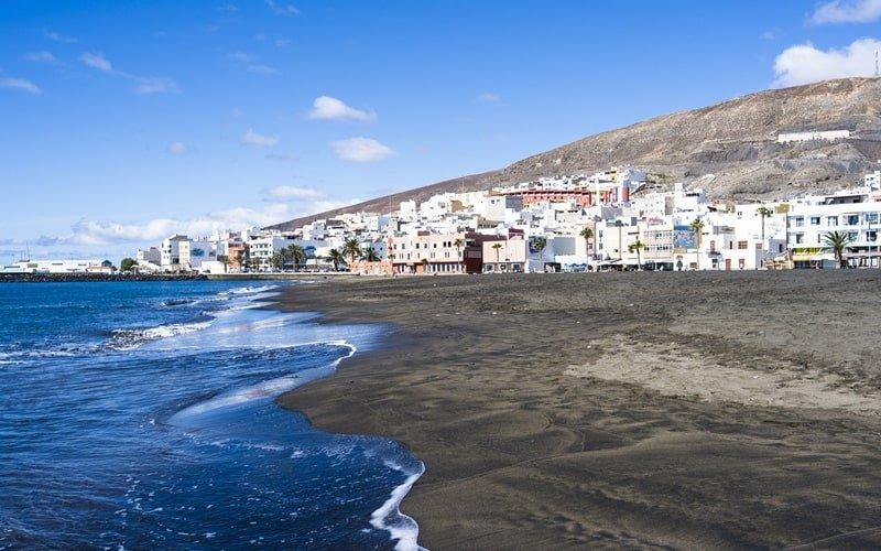 Fuerteventura Strände Gran Tarajal