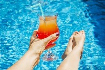 Hotel H 10 Playa Meloneras Palace Poolbar