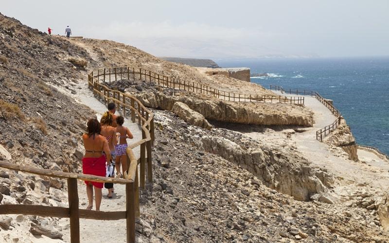 Playa de Ajuy Fuerteventura