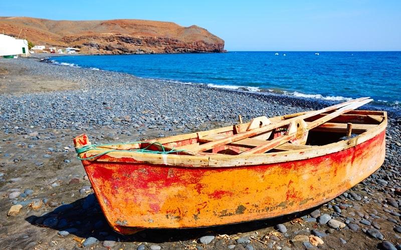 Playa de La Lajita Fuerteventura