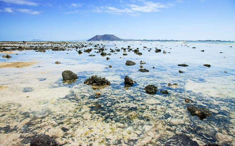 Strände Corralejo Fuerteventura