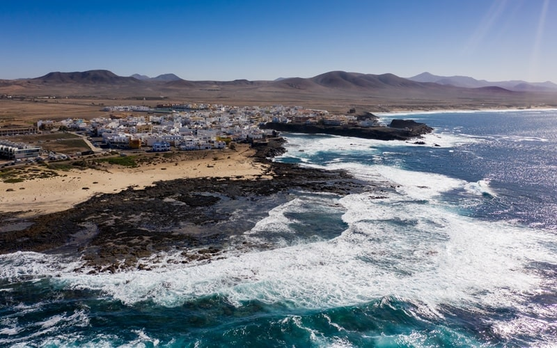 Strände Fuerteventura El Cotillo