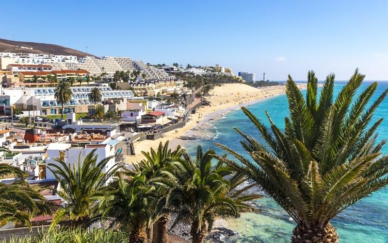Strände Fuerteventura Jandia