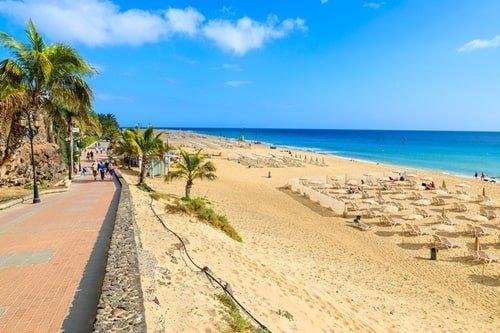 Strände Fuerteventura Morro Jable