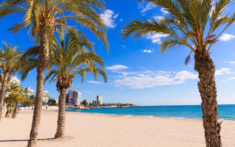 Alicante klima klein