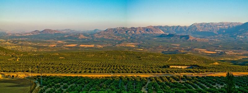Andalusien Klima Übersicht