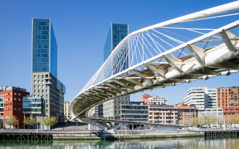 Bilbao Sehenswürdigkeiten Zubizuri