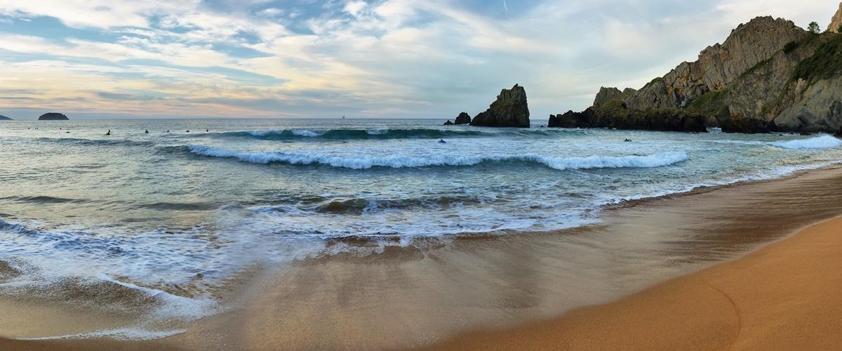 Die 5 Schonsten Strande Bei Bilbao 2020 Mit Fotos