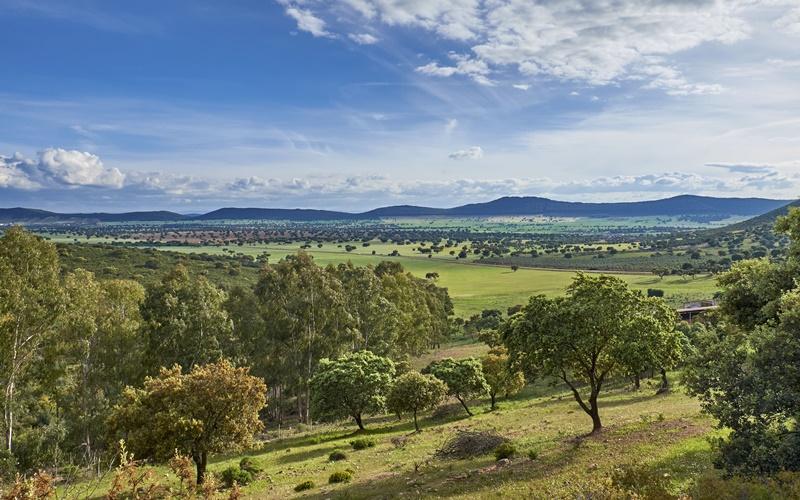 Extremadura Landschaft