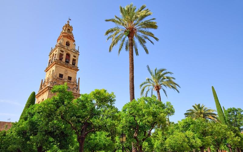 Glockenturm Mezquita