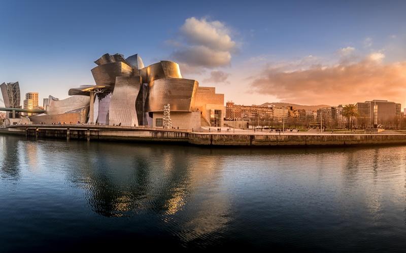 Guggenheim Bilbao Sehenswürdigkeiten
